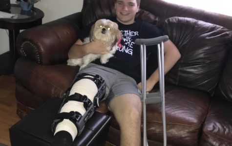 Reilly's injury leaves football team with more wood to chop