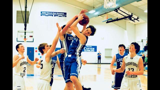 Messman takes over boys basketball