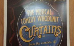 """Curtains"" about to open"