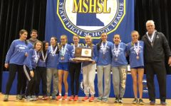 Girls cross country finds success at State