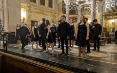 Show choir pops at Christmas concert