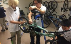 Cotter's Bike Lab is up and spinning