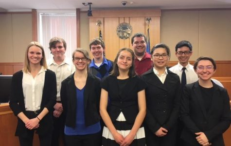Mock Trial enters 3rd year of competition