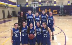 9th grade girls team earns tourney title