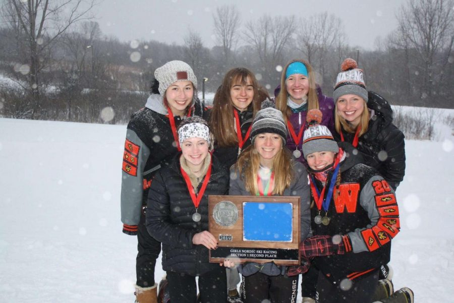 Winona Nordic ski earns double trip to State