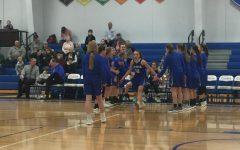 Teamwork and intensity: girls basketball interview