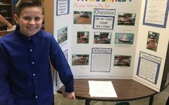 Junior high students get scientific at 10th annual fair