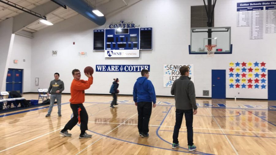 Basketball for the non-athletically gifted