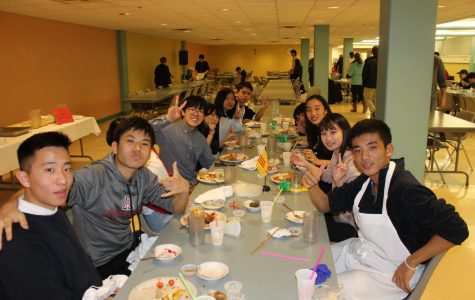 International dinner draws large crowd