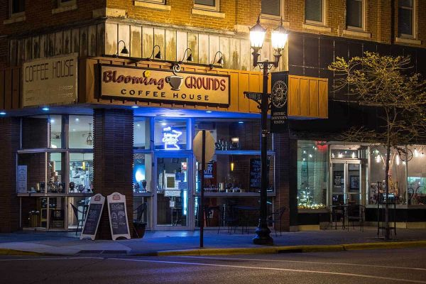 Get into the grind at Winona's coffeeshops