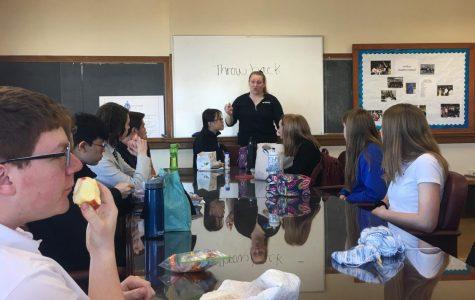 Cotter Student Council: problem solving as a team