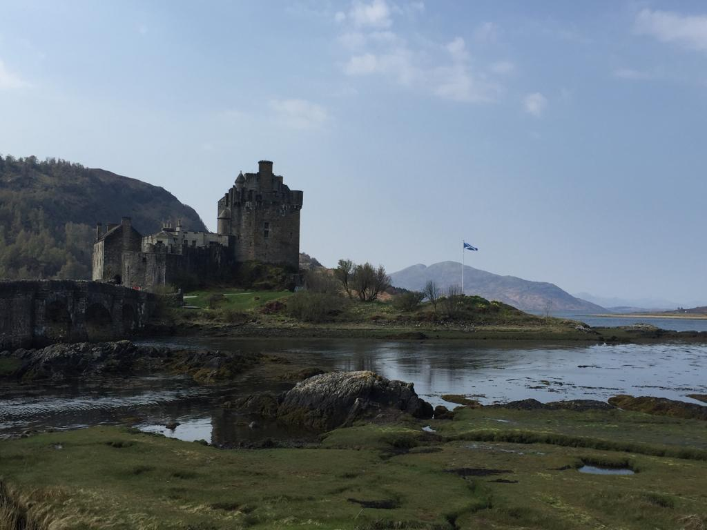 Eilean Donan Castle,