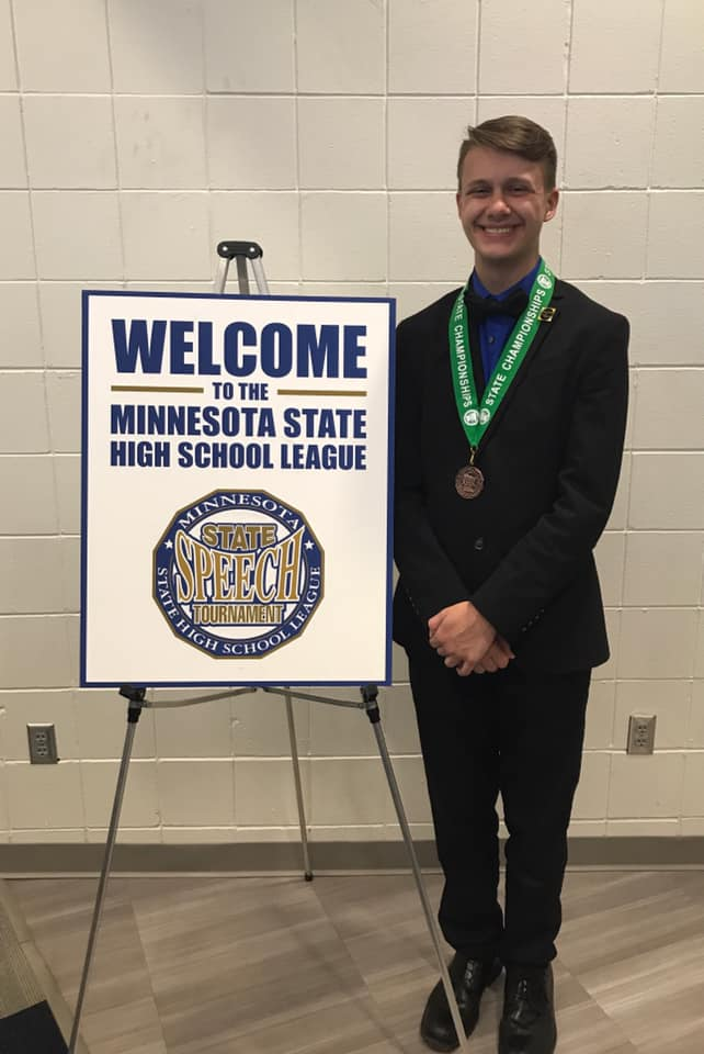 Ramsden finishes 5th at State
