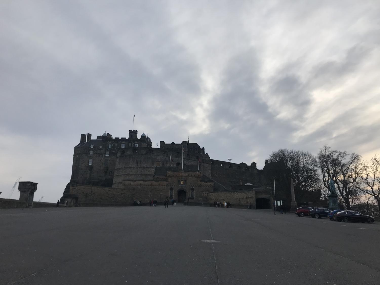 Castle+in+Edinburgh