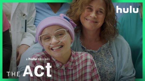 """The Act"" on Hulu."