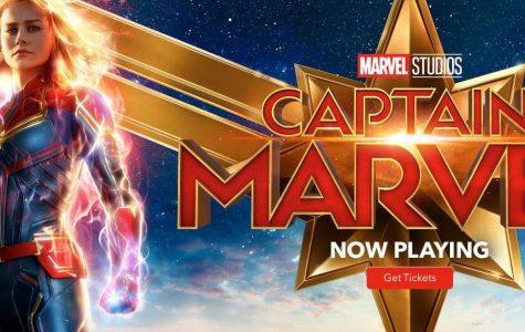 Captain Marvel: not so marvelous