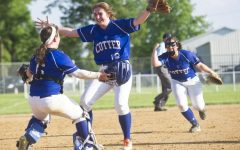 Softball wins conference