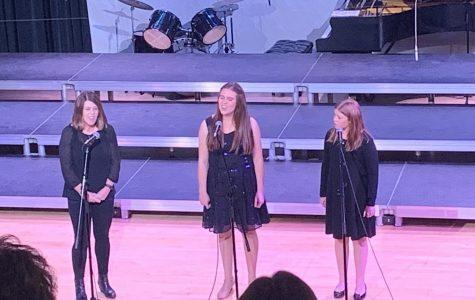 Miller family sings