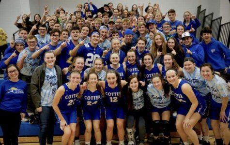 Cotter girls basketball starts season on a tear