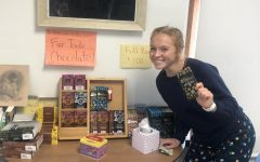 Changing the world, one chocolate bar at a time