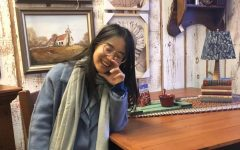 Lexi Licheng, current Junior and head of Active Minds at Cotter High School