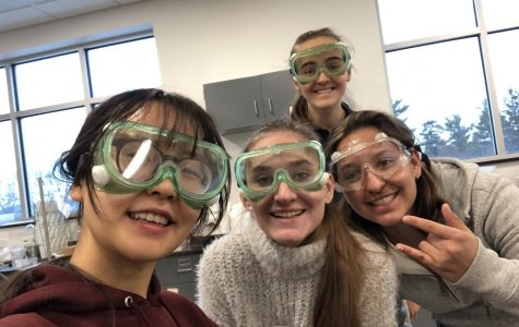 Cotter students go to Chemistry Day
