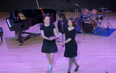 Senior recital showcases Graff's talents