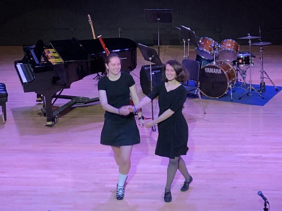 Senior recital showcases Graff's talents