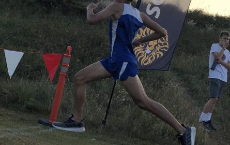 Tomas finishes strong at Schaeffer.