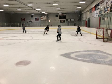 Hockey returns to Cotter