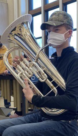 Band Uses Unique PPE