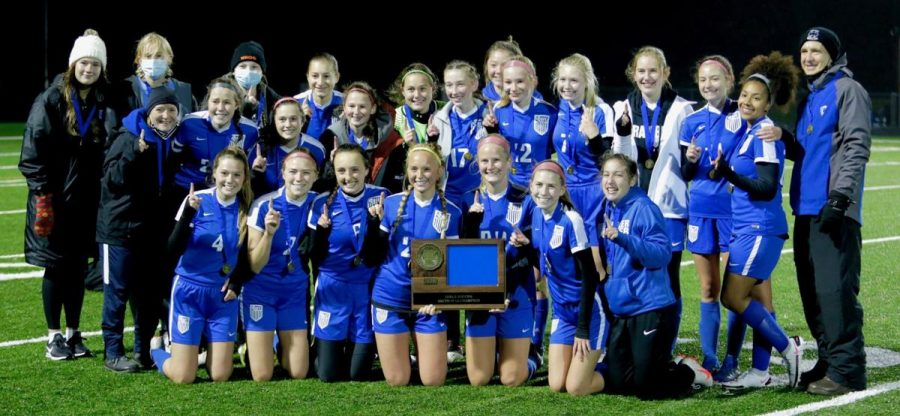 Girls+Soccer+perseveres+to+win+first+section+championship
