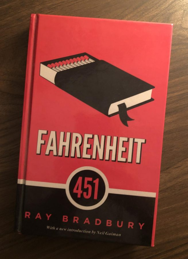 The+60+anniversary+edition+of+Fahrenheit+451