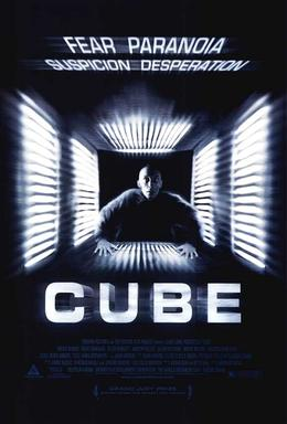 Cube: cult classic of the 90
