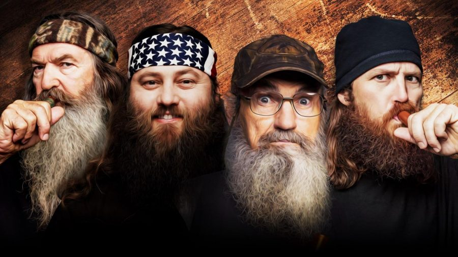 Duck Dynasty: backwoods fun now streaming for free