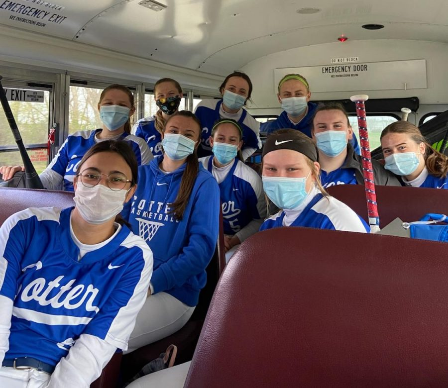 Starting Strong: softball wins first two games