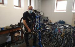Cotter bike lab re-opens