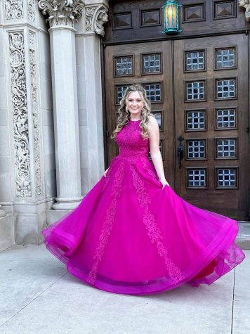 Prom fashion review