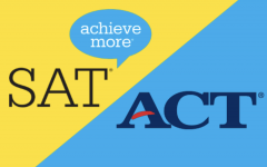 Are you taking the ACT or SAT?